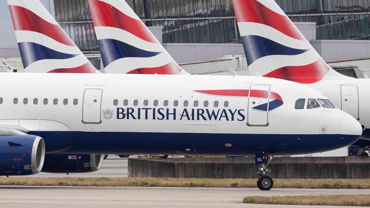 British Airways'in sahibi IAG, 7.4 milyar euro zarar etti